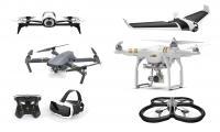 La guerre des drones civils en 2017