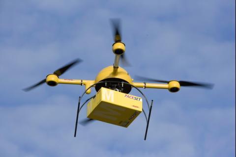 La Californie interdit la livraison de Cannabis par Drone