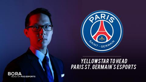 L'équipe League of Legends du PSG eSports jette l'éponge