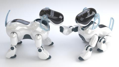 Sony ressort son chien-robot AIBO