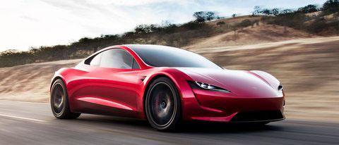 Tesla annonce la sortie à venir d'un Roadster